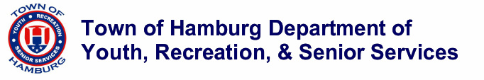 Town of Hamburg Department of Youth, Recreation, & Senior Services